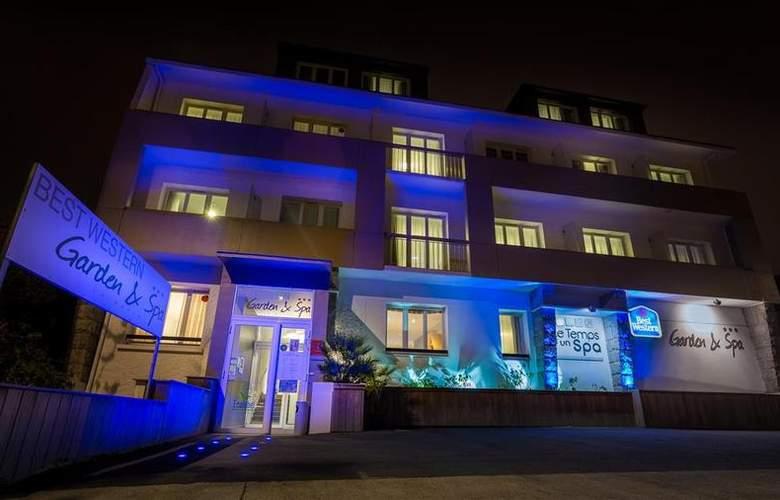 Best Western Garden And Spa La Baule - Hotel - 18