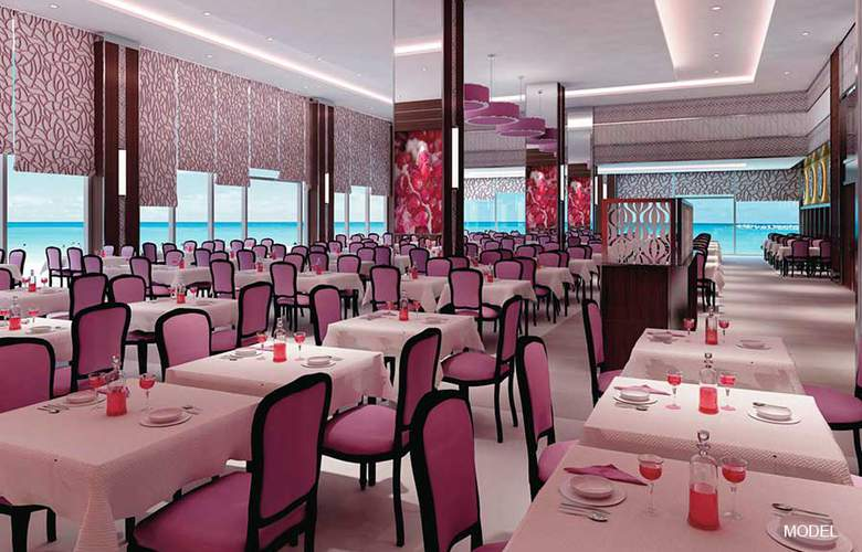 Riu Palace Las Americas  - Restaurant - 12