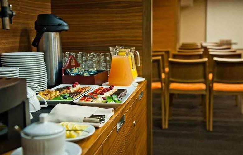 Warszawa Airport - Restaurant - 28