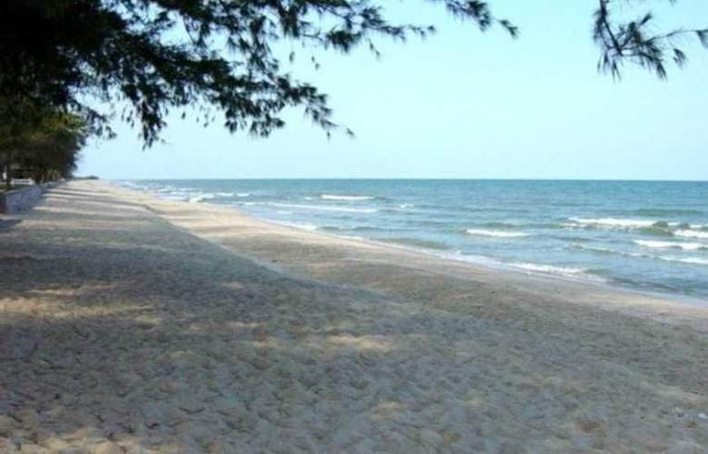 Eurasia Cha-Am Lagoon - Beach - 8