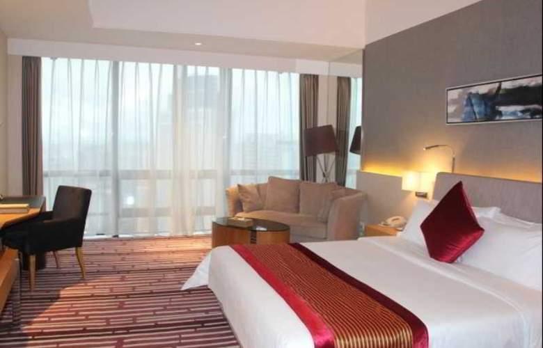 Huaqiang Plaza Hotel Shenzhen - Room - 11