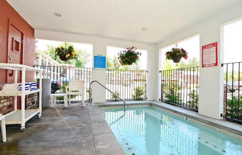 Best Western Horizon Inn - Pool - 95