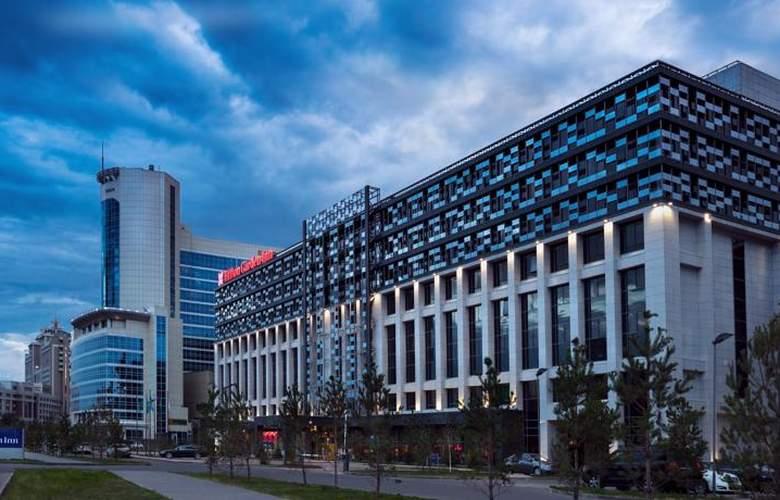 Hilton Garden Inn Astana - Hotel - 9