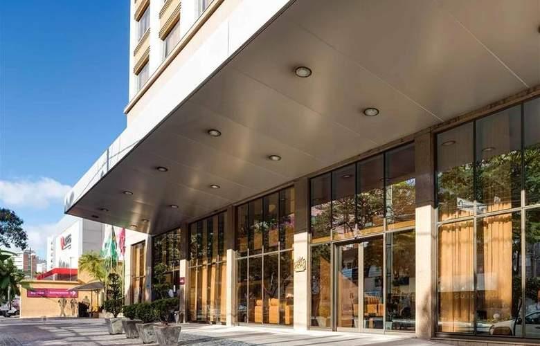 Mercure Apartments Belo Horizonte Lourdes - Hotel - 42