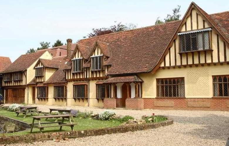 Great Hallingbury Manor - Hotel - 0