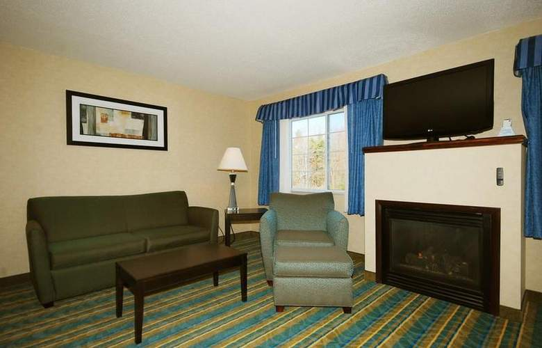 Berkshire Hills Inn & Suites - Room - 82