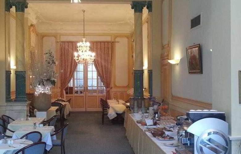 Best Western Plus Park Brussels - Hotel - 39