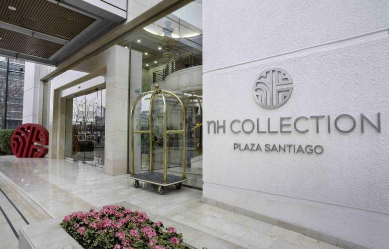 NH Collection Plaza Santiago - Hotel - 0