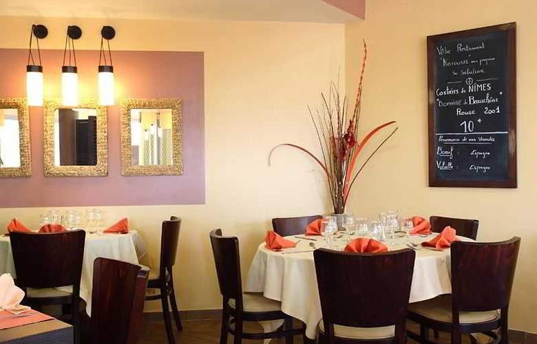 Kyriad Montpellier Lunel - Restaurant - 8