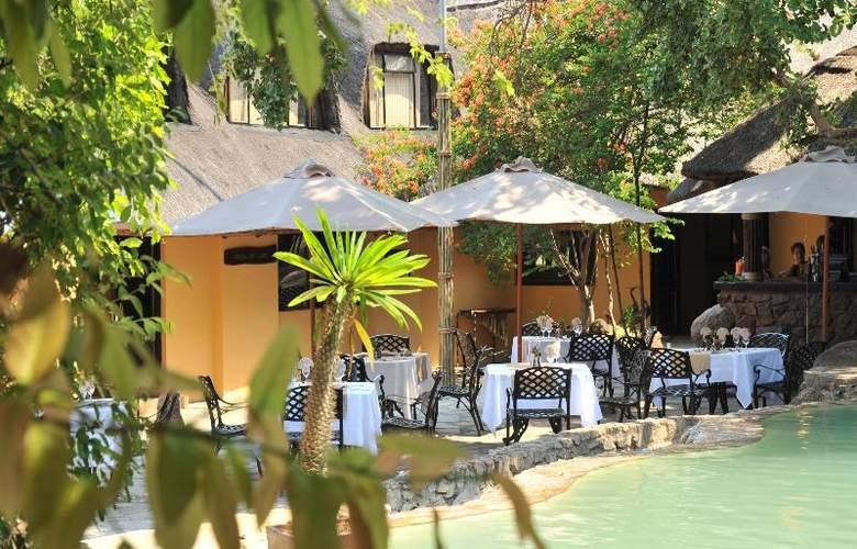 Mabula Game Lodge - Restaurant - 24