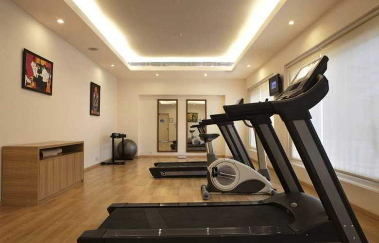 Red Fox Hotel Hyderabad - Sport - 8