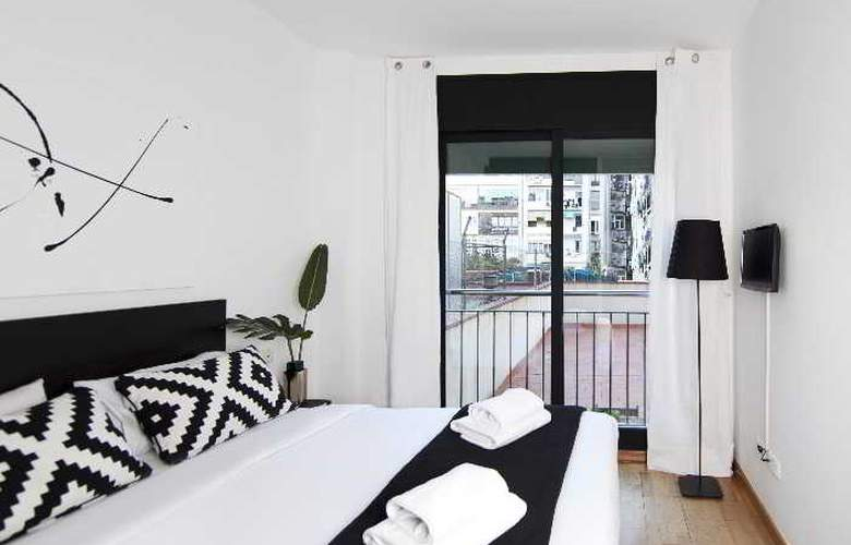 Nº130 The Streets Apartments Barcelona - Room - 7