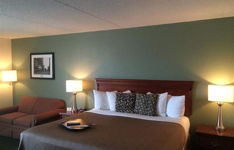 Best Western Cedar Bluff - Room - 57