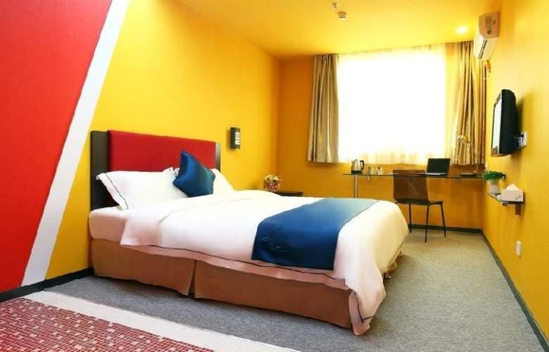 Hotel ZZZ (Xiang Mi Hu) - Room - 2