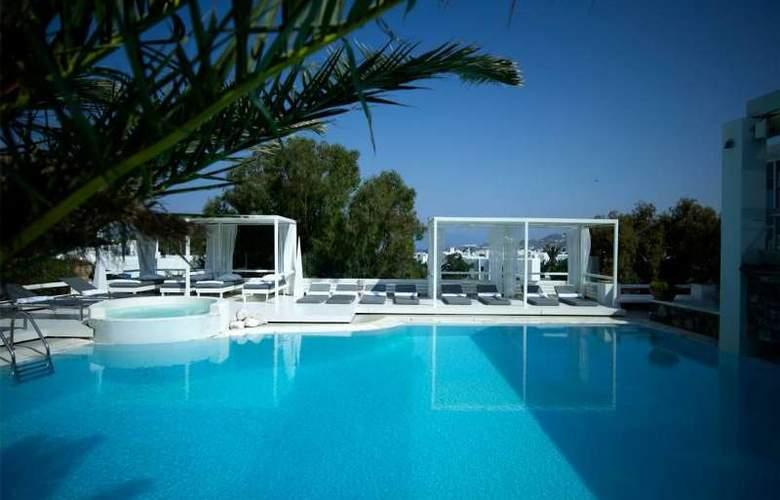 Semeli Hotel - Pool - 8