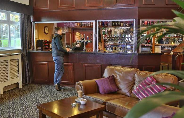 Best Western Bolholt Country Park - Bar - 88