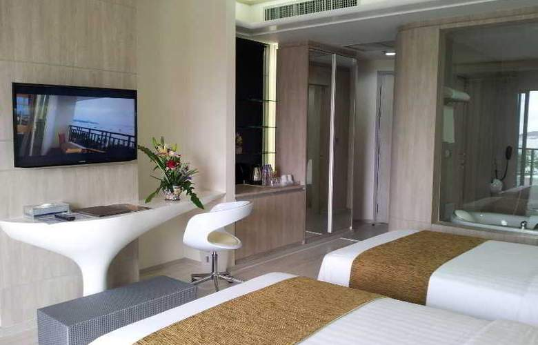 Pattaya Discovery Beach Hotel - Room - 16