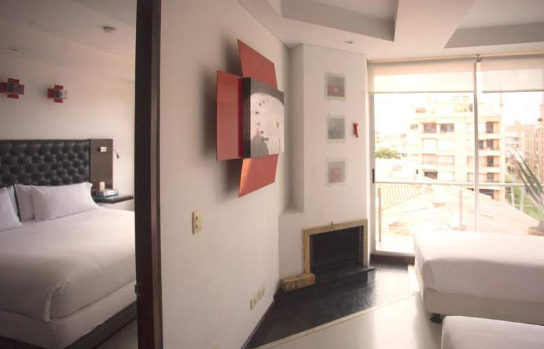 104 Art Suites - Room - 22