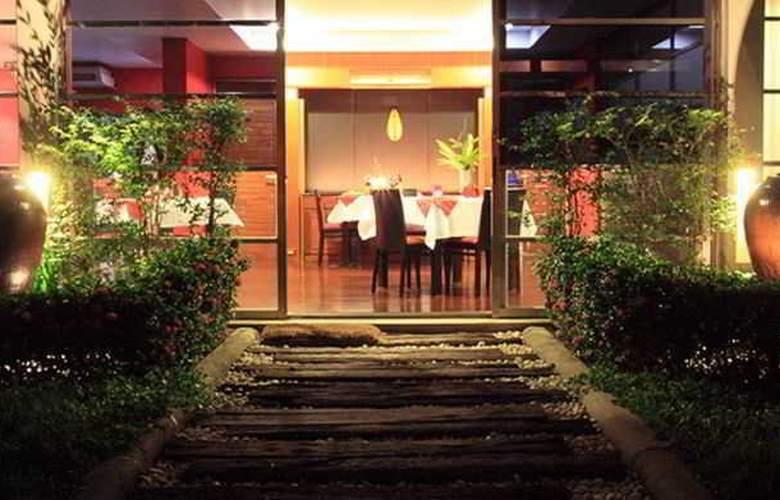The Residence Resort & Spa Retreat - Restaurant - 11