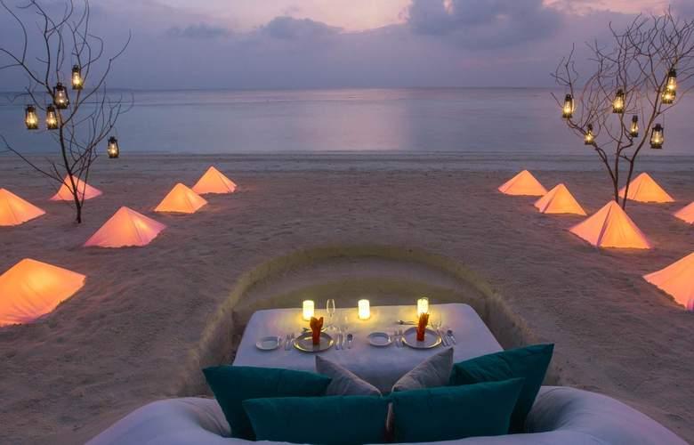 Dusit Thani Maldives - Restaurant - 22