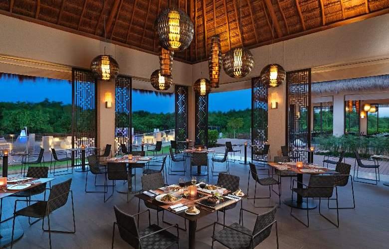 Paradisus Playa del Carmen La Perla  - Restaurant - 25