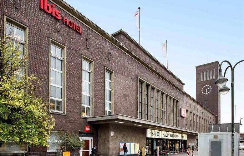 ibis Duesseldorf Hauptbahnhof - Hotel - 0