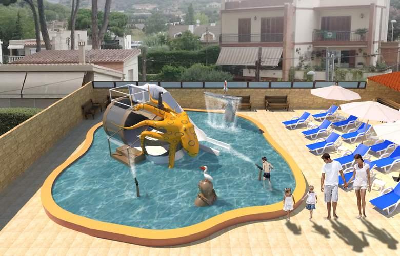 H TOP Calella Palace - Pool - 24