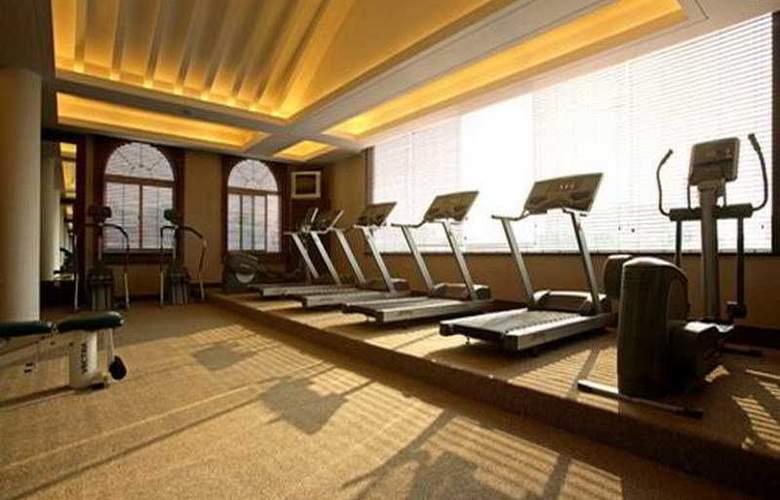 Regalia Serviced Residence - Sport - 4