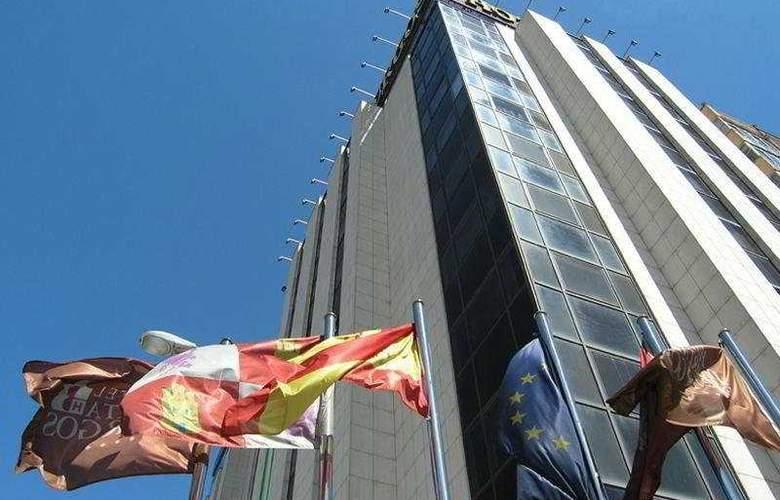 Puerta de Burgos - Hotel - 0