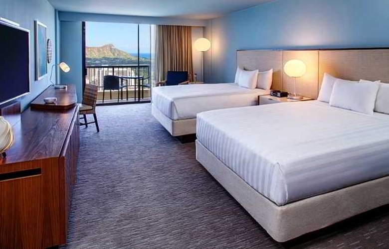Hyatt Regency Waikiki Beach Resort & Spa - Room - 28