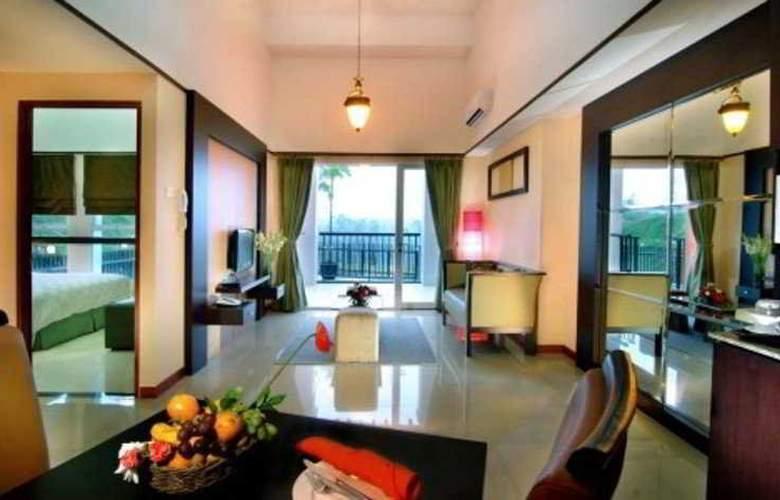 Marbella Suites Bandung - Room - 3