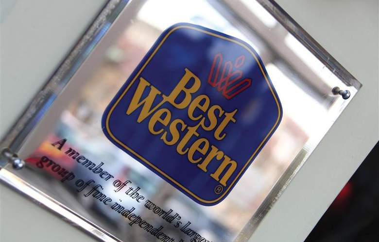Best Western Kings Manor Hotel - Hotel - 171