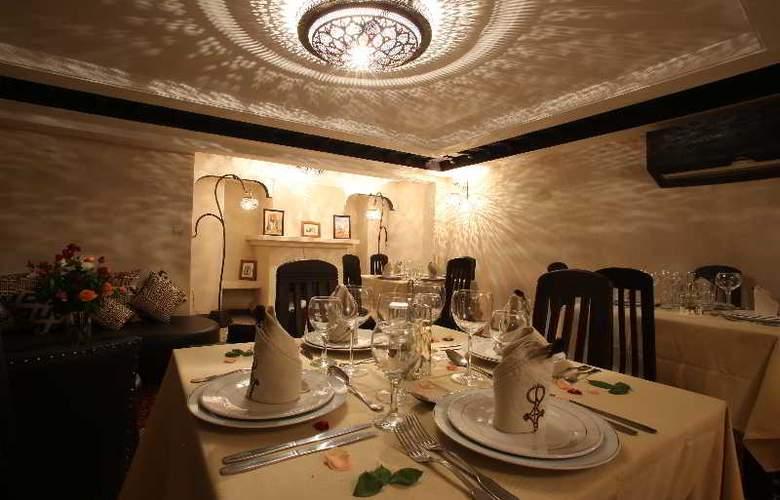 Riad La Croix Berbere De Luxe - Restaurant - 17