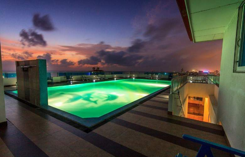 Supun Arcade Residency - Pool - 2