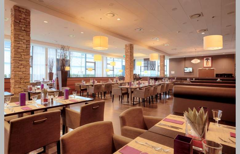 Rilano 24/7 Hotel Muenchen - Restaurant - 4