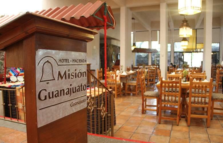 Mision Guanajuato - Restaurant - 9