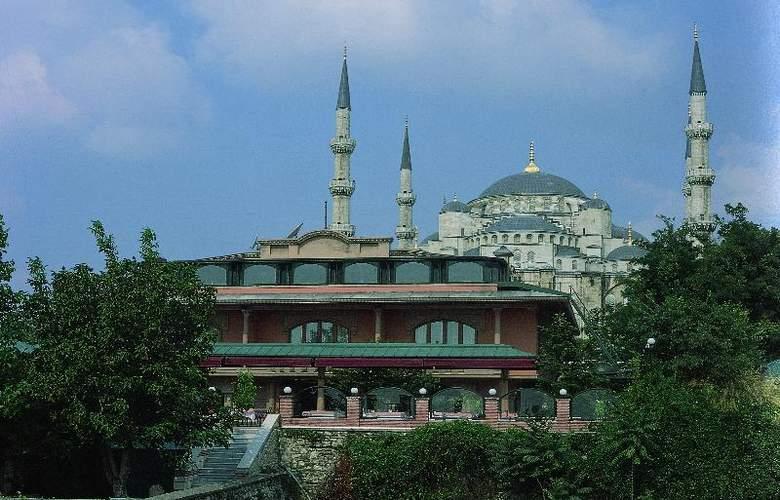 Sultanahmet Palace Istanbul (Otel Sultanahmet Sarayı) - Hotel - 5