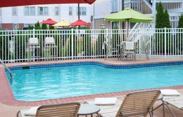 Residence Inn Ann Arbor - Hotel - 11