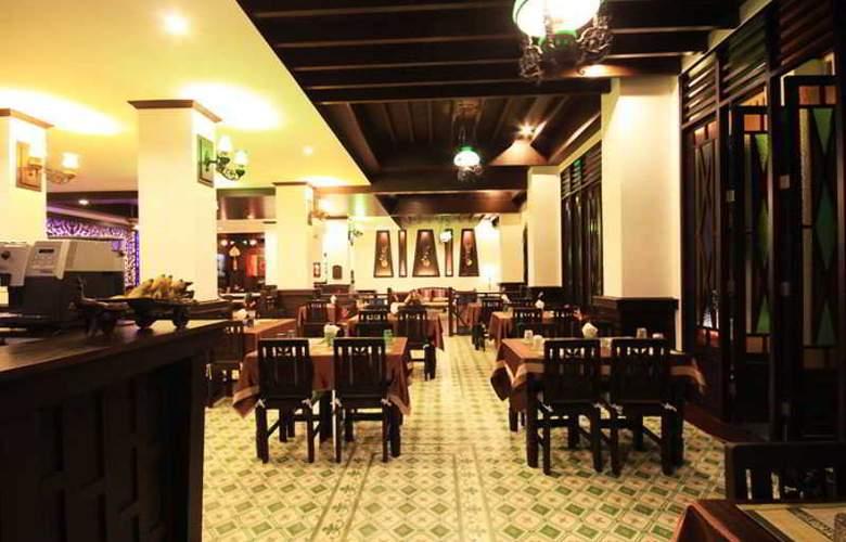 Dee Andaman Hotel Pool Bar - Restaurant - 32