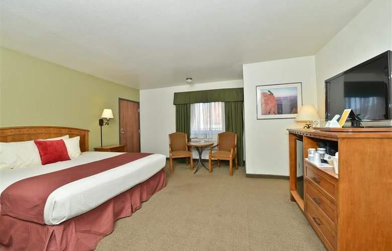 Best Western Red Hills - Room - 84