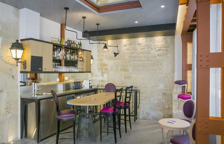 Best Western Premier Marais Grands Boulevards - Bar - 3