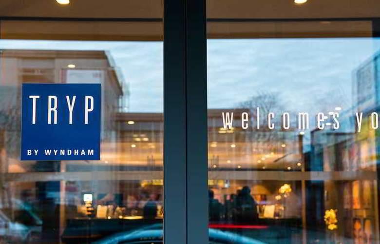 Tryp by Wyndham Antwerp - Hotel - 6