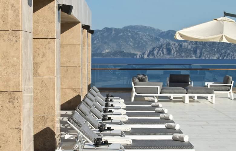 D-Hotel Maris - Terrace - 10