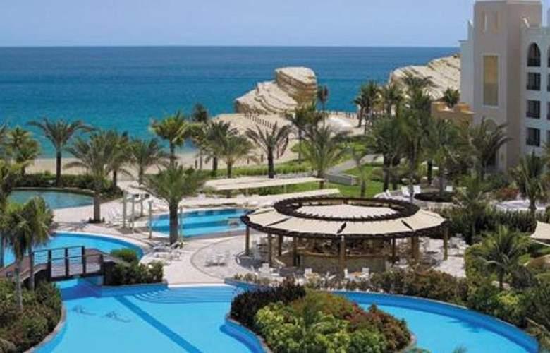 Shangri-La's Barr Al Jissah Resort & Spa-Al Waha - Pool - 12