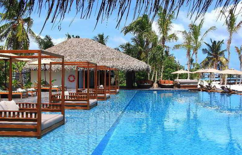 The Residence Maldives at Falhumaafushi - Bar - 12