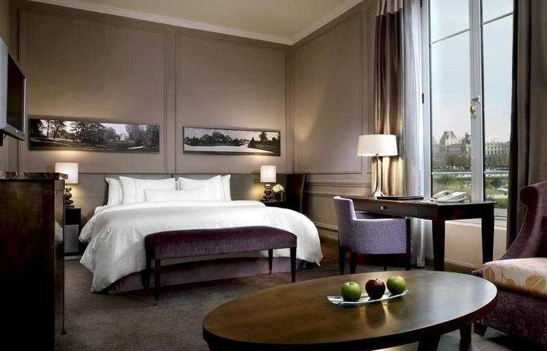 The Westin Paris - Room - 2