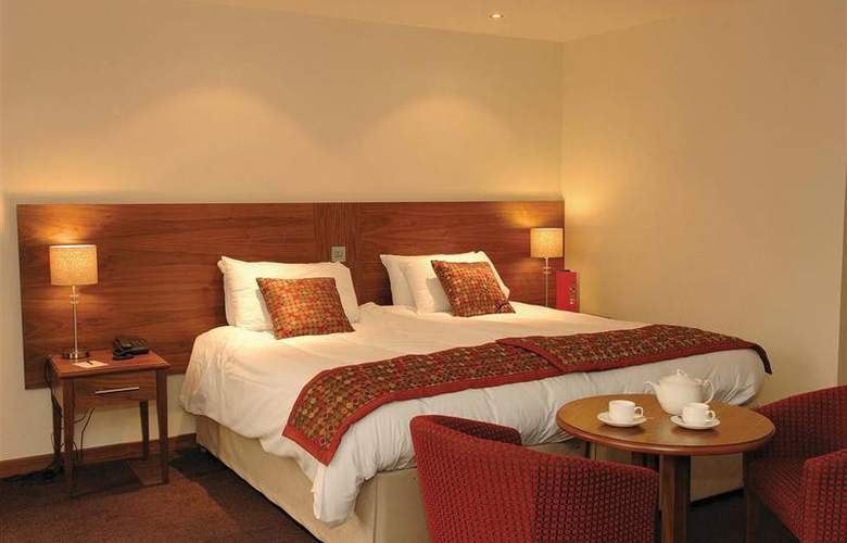 Best Western Kings Manor Hotel - Room - 217