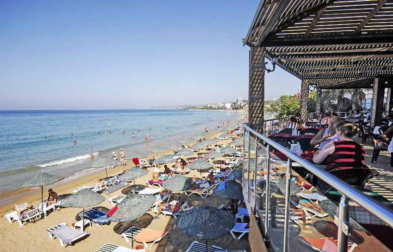 Aska Hotels Just In Beach - Beach - 13