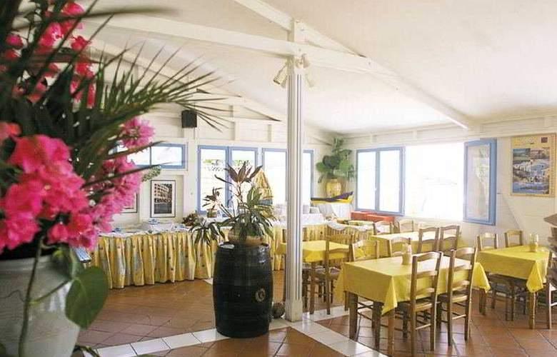 Karibea Residence Le Camelia - Restaurant - 4