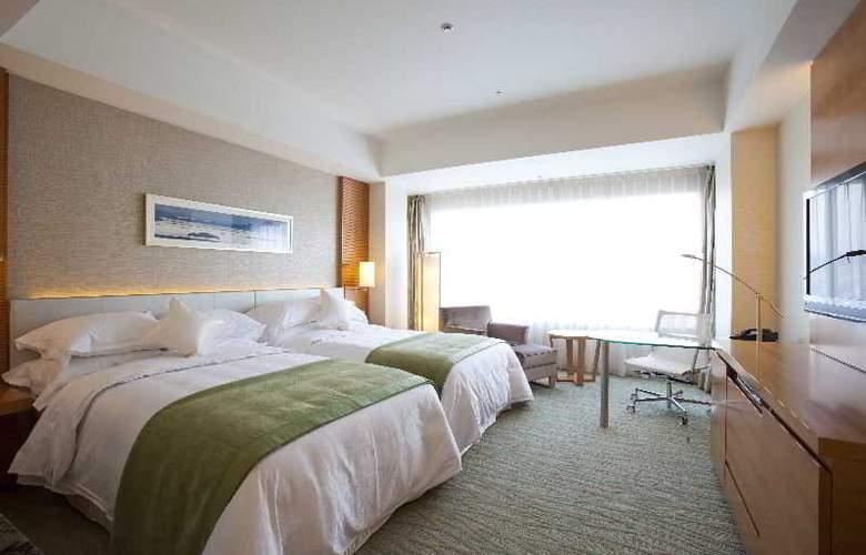 Sheraton Hiroshima Hotel - Room - 5